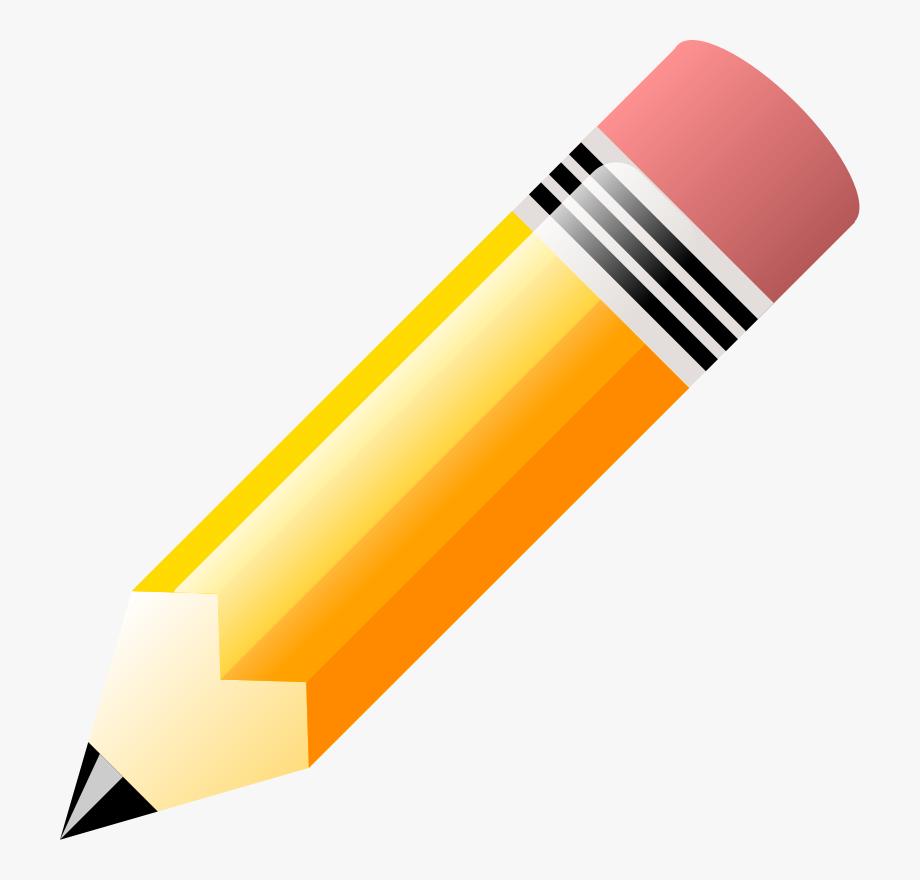 Pencil Clip Art At Clker Vector Clip Art.