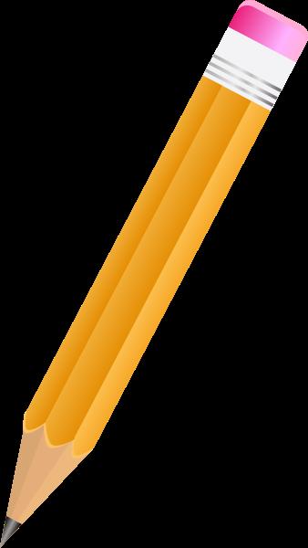47755 Pencil free clipart.