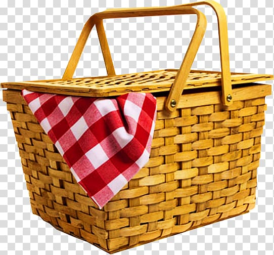Picnic Baskets , others transparent background PNG clipart.