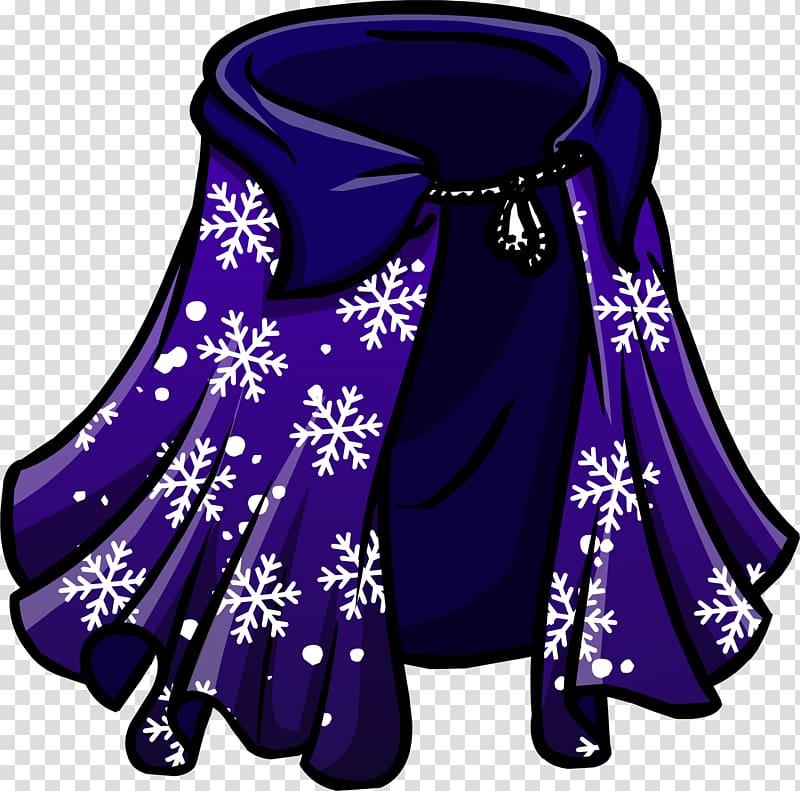 Club Penguin Robe Cloak Cape Tunic, cloak transparent.