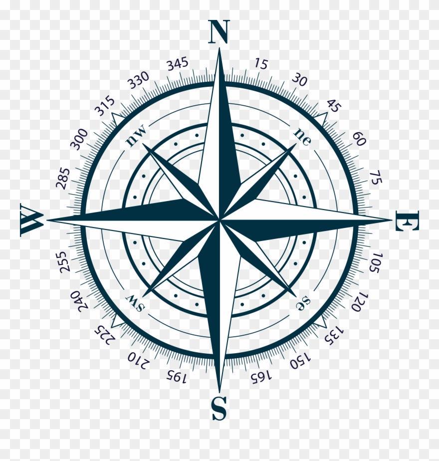 Compass Clipart Transparent Background.
