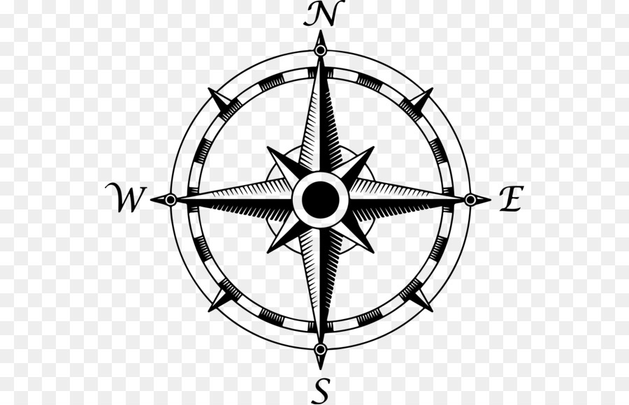 Free Compass Rose Transparent, Download Free Clip Art, Free.