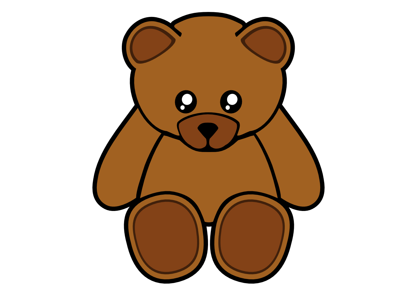 Free Teddy Bear Transparent Background, Download Free Clip.