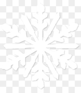 Snowflakes PNG.
