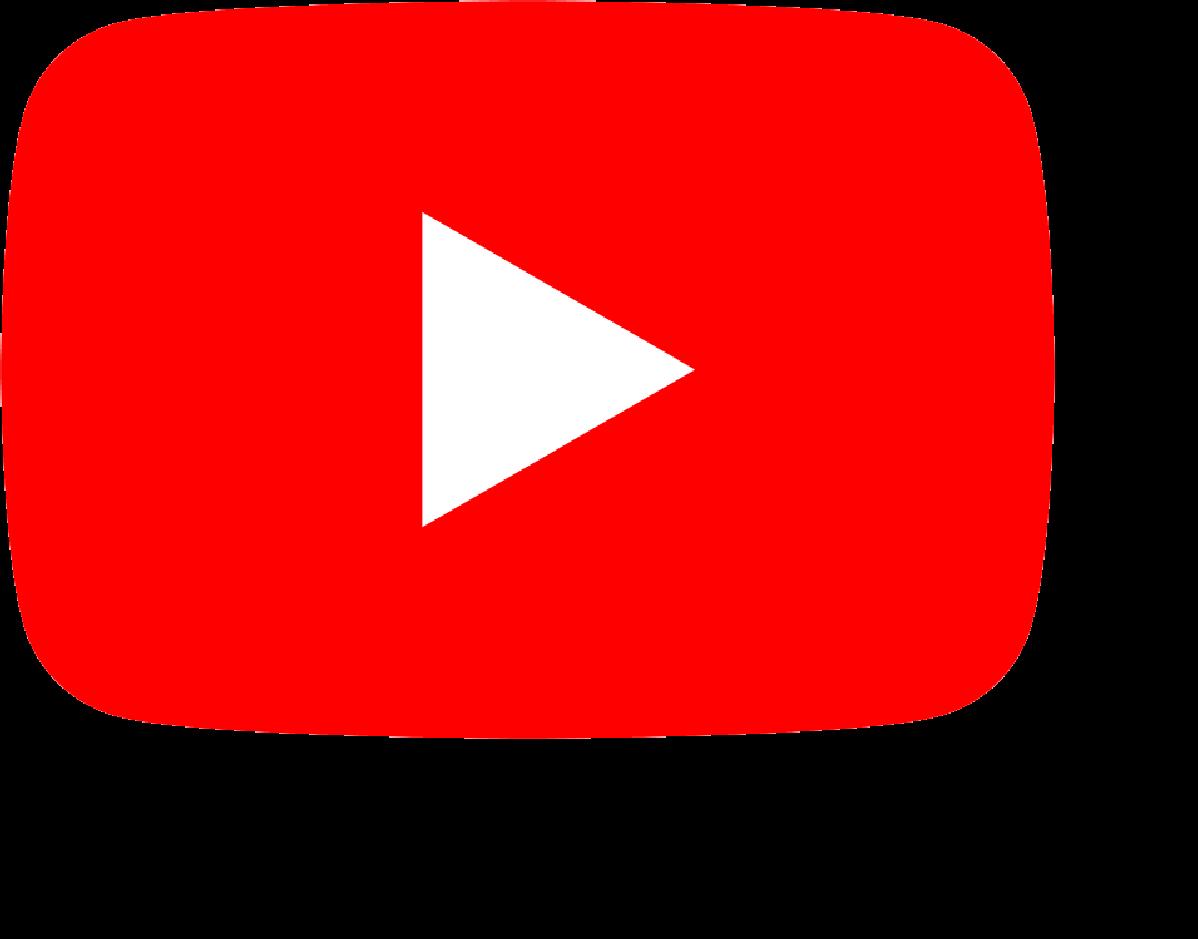Scalable Vector Graphics Social media YouTube Logo.