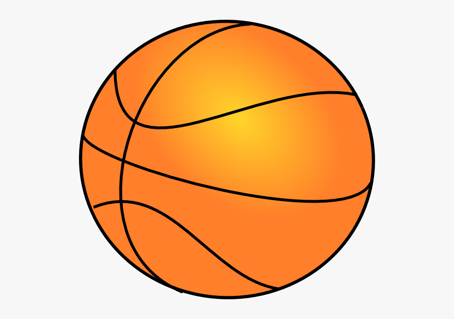 Basketball1 Clip Art.