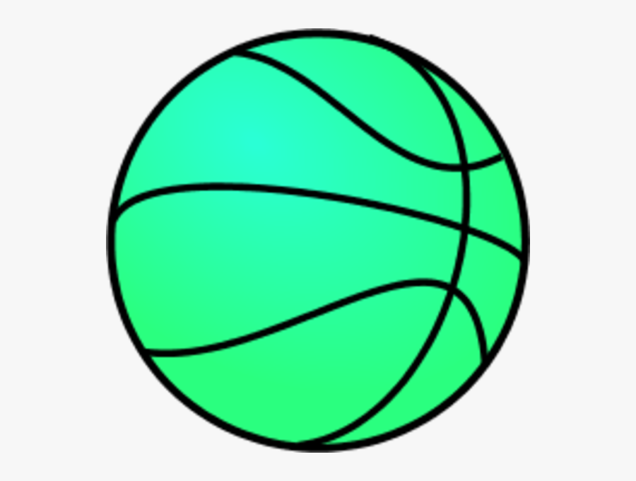 Large Basketball Clipart.