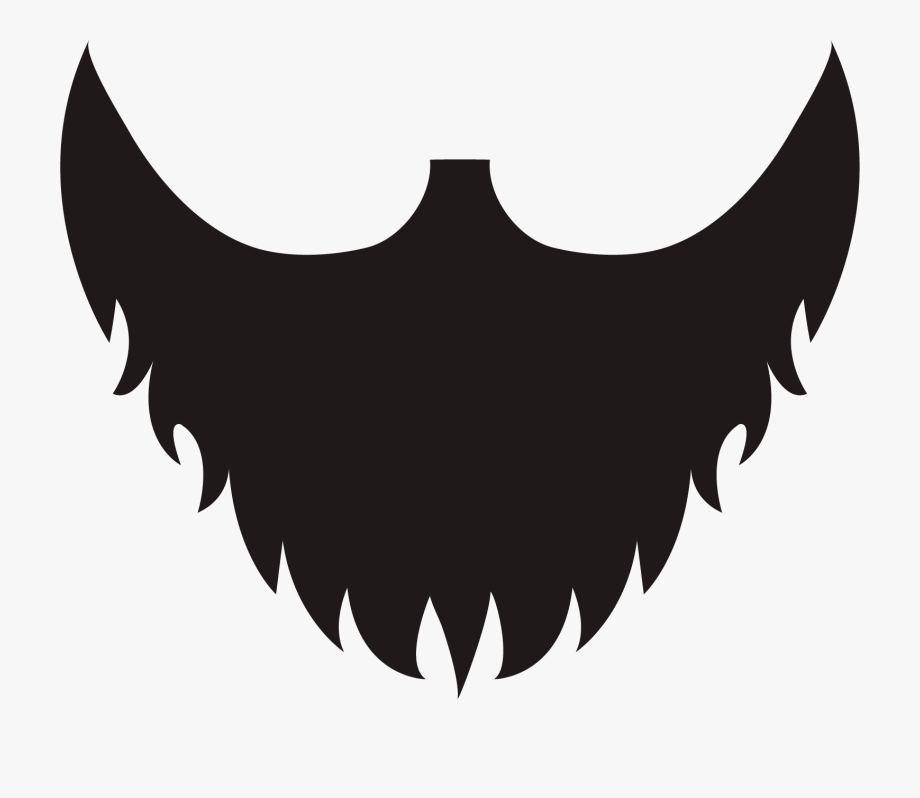 Beard Clipart Short Beard.