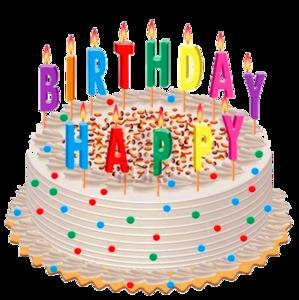 Birthday Cake Transparent Background PNG, SVG Clip art for.