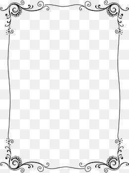 2019 的 Transparent Border, Vertical, Border, Cartoon PNG.