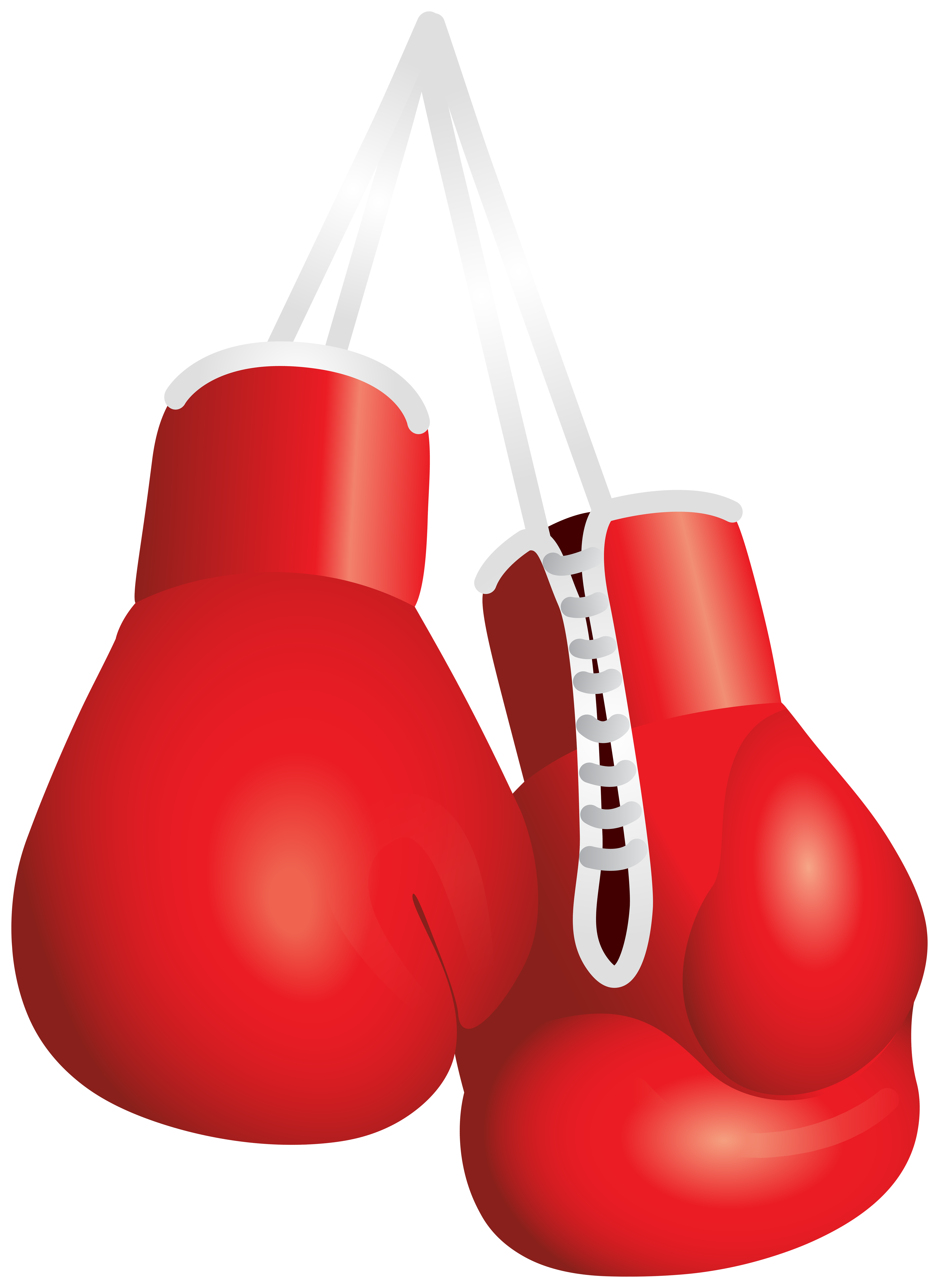 Boxing Gloves PNG Clip Art.