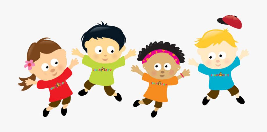 Free Png Download Children Jumping Png Png Images Background.