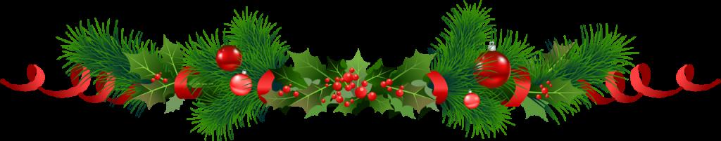 Free Christmas Garland Clip Art, Download Free Clip Art.
