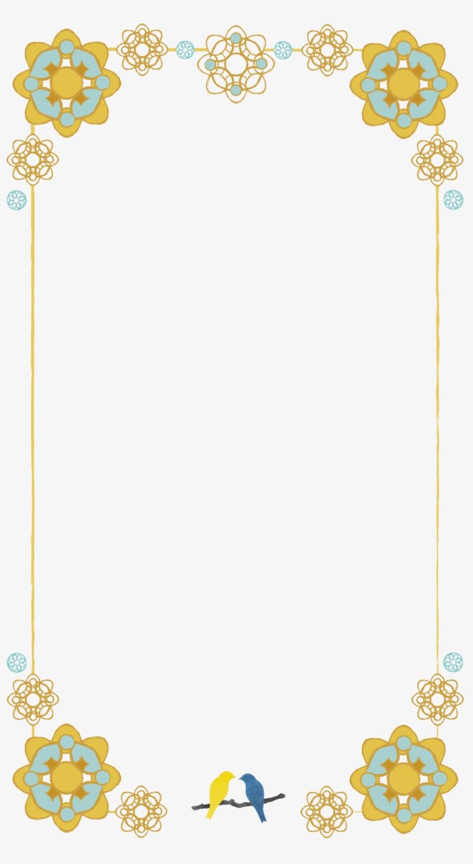Snapchat Clipart Frame.