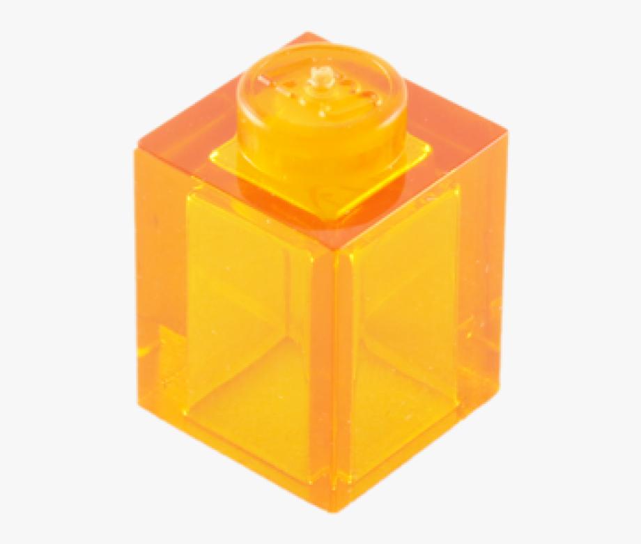 Legos Transparent Block.