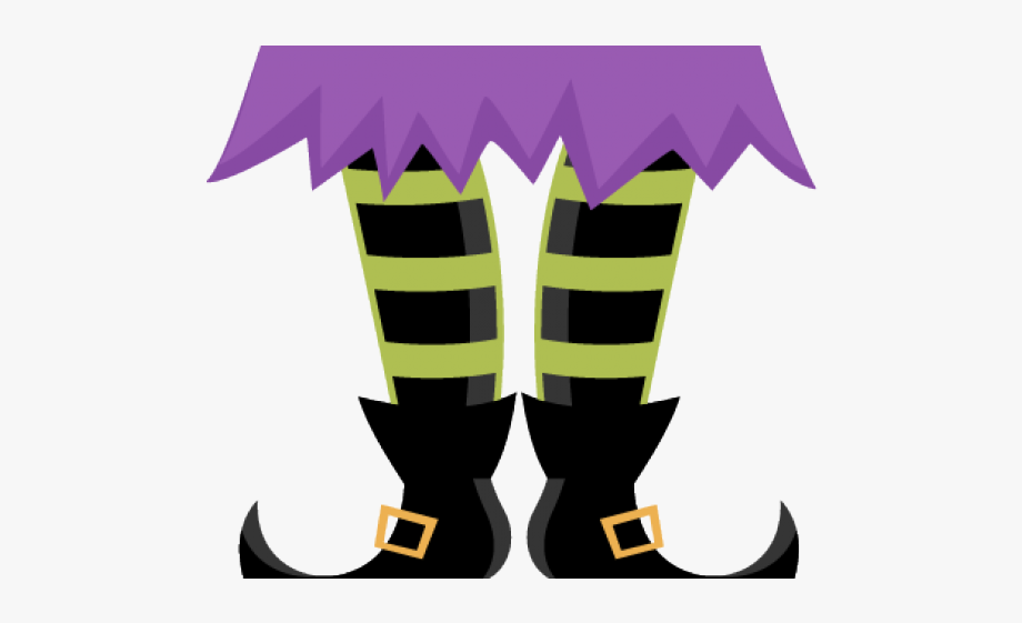 Witch Feet Clipart , Transparent Cartoon, Free Cliparts.