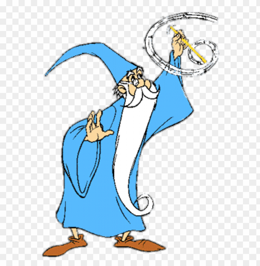 Download merlin casting a spell clipart png photo.