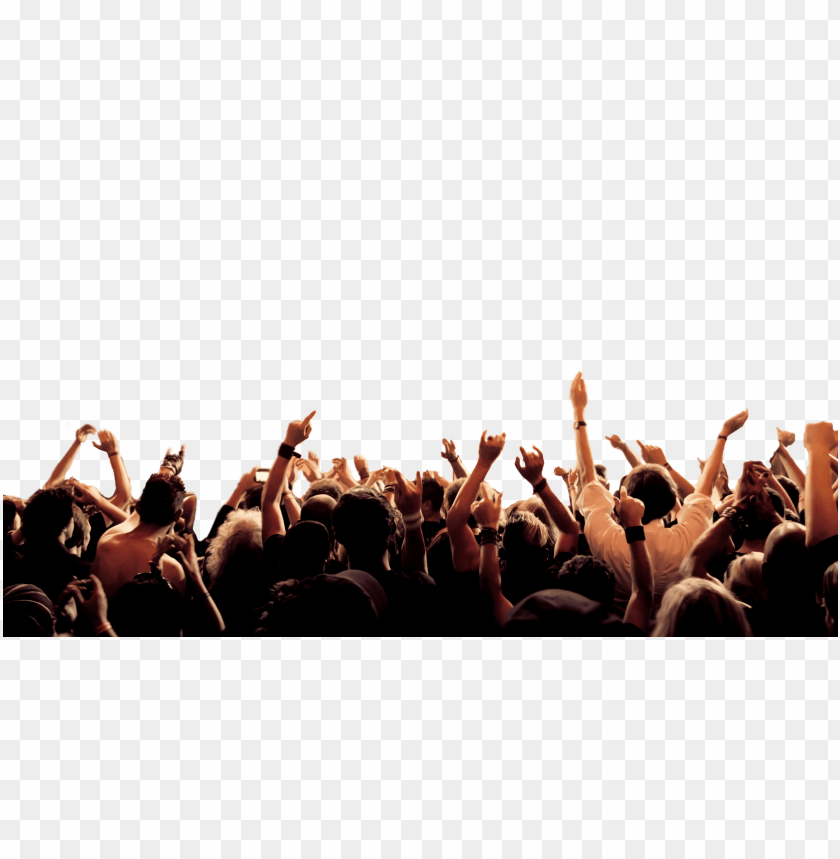Download cheering crowd png images background.