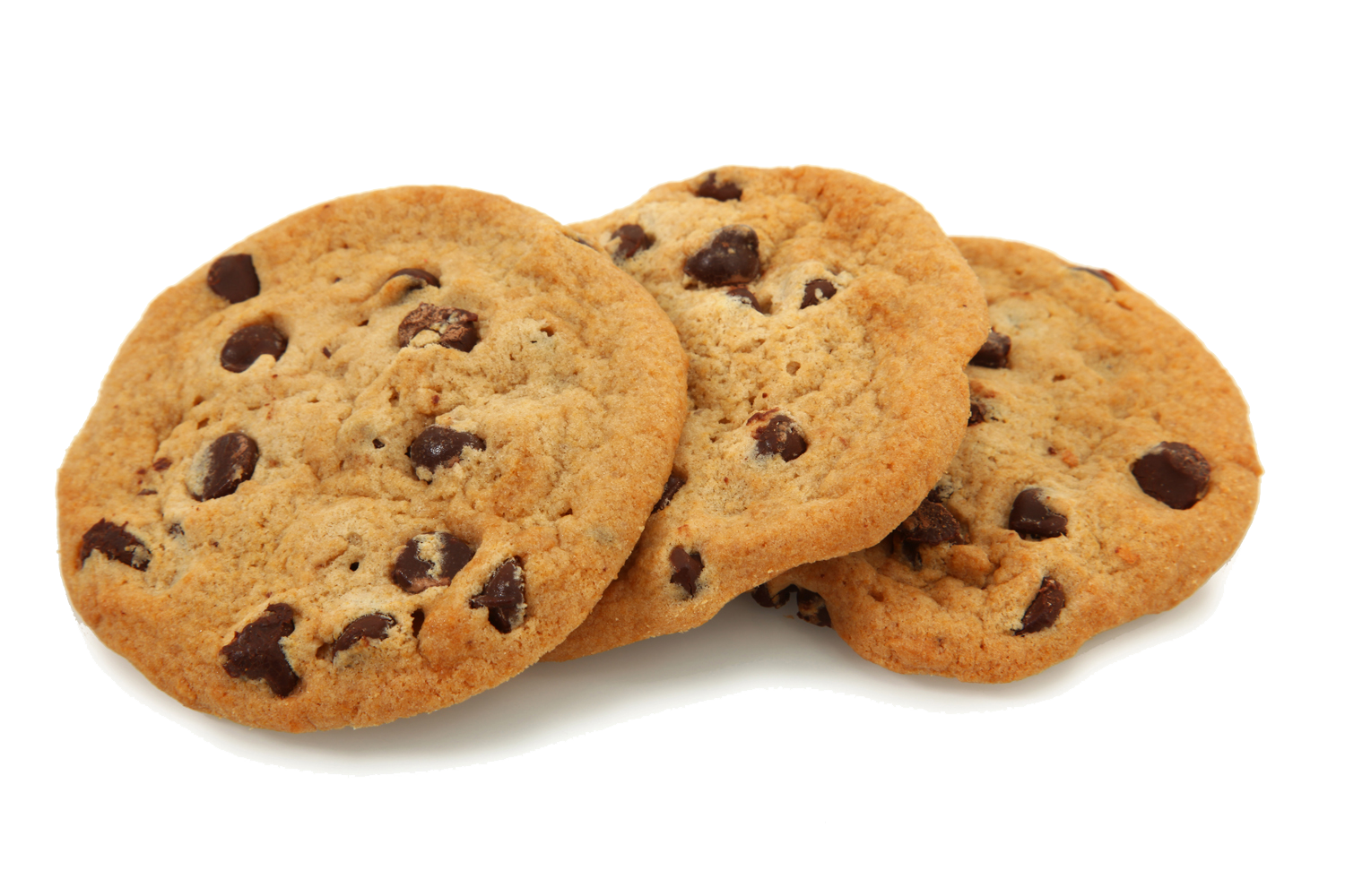 Free Chocolate Chip Cookie Transparent, Download Free Clip.