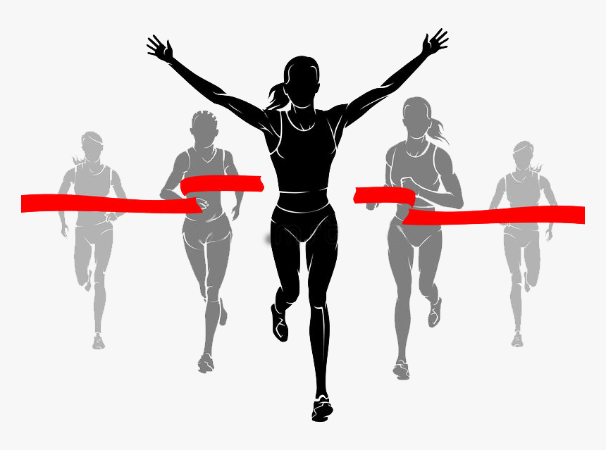 Transparent Cross Country Clipart.