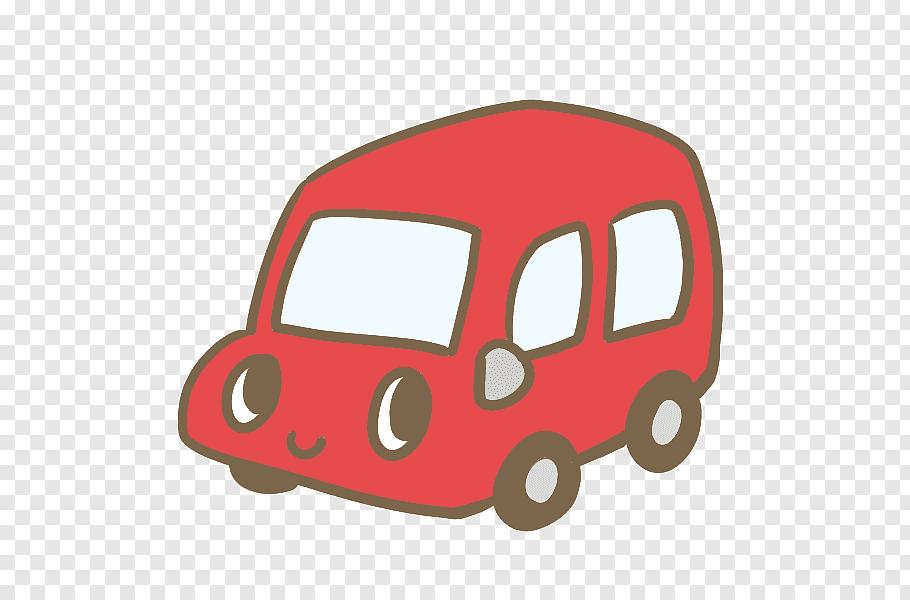 Car Red, Kobayashi Dental Clinic, Tsuyama, Vehicle, Line.