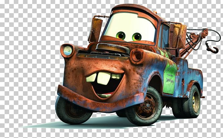 Mater Lightning McQueen Cars Cartoon PNG, Clipart, Animated.