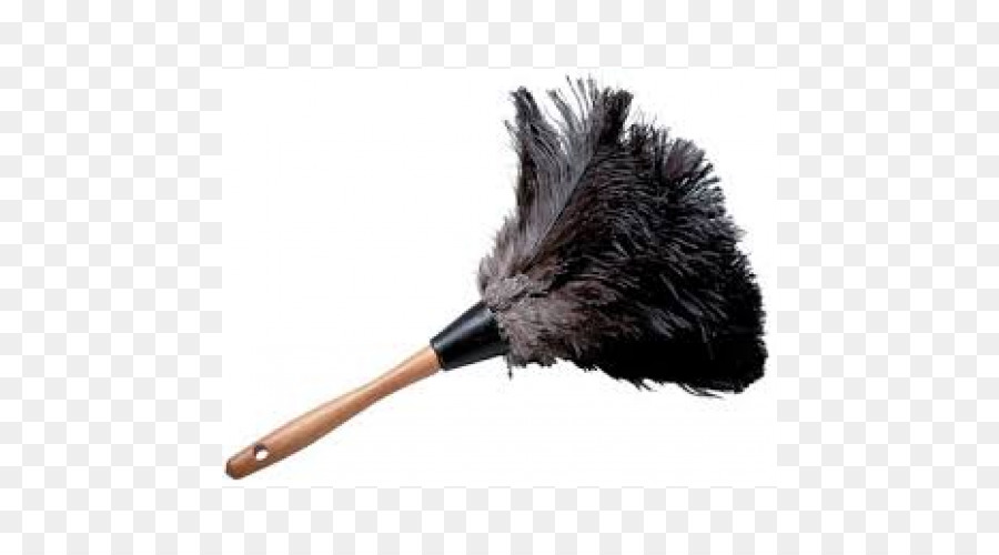 Feather duster Mop Cleaning.