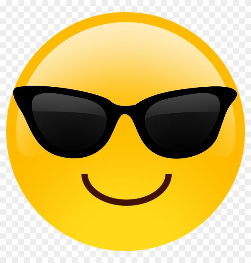 Emoji Transparent Sunglasses Clipart Emoji Pencil And.