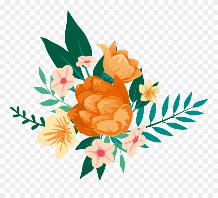 Floral Design Painting Flower Clip Art Flowers.