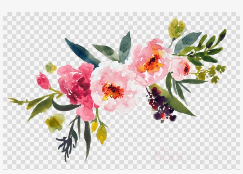 Flower Background Clipart Flower Clip Art.
