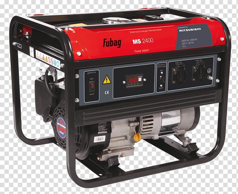 Electric generator Aggregaat Engine.