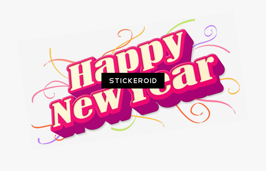New Years Clip Art Png.