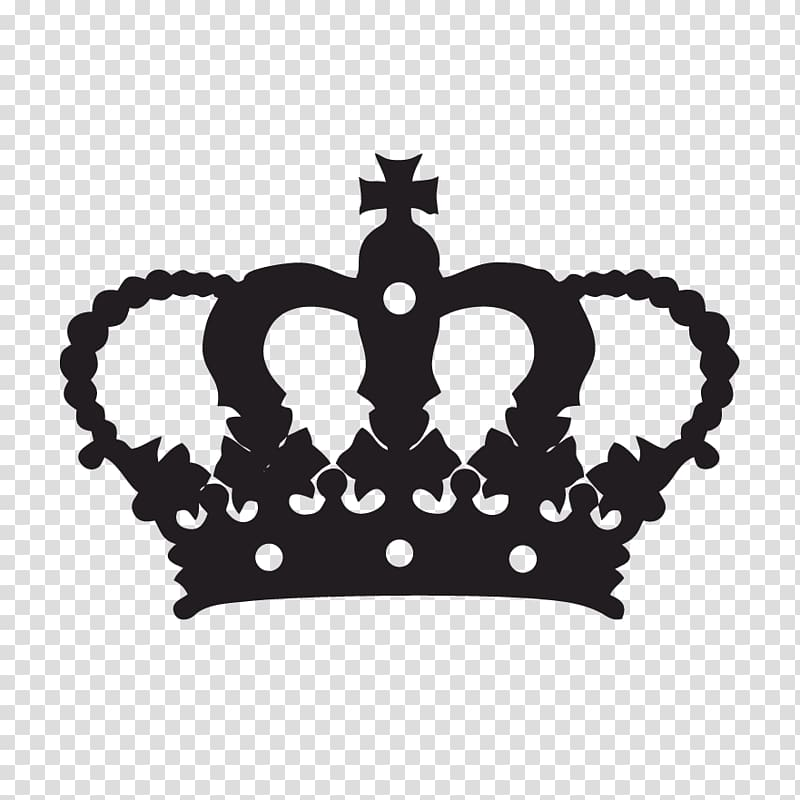 Keep Calm and Carry On Crown , queen crown, black crown.