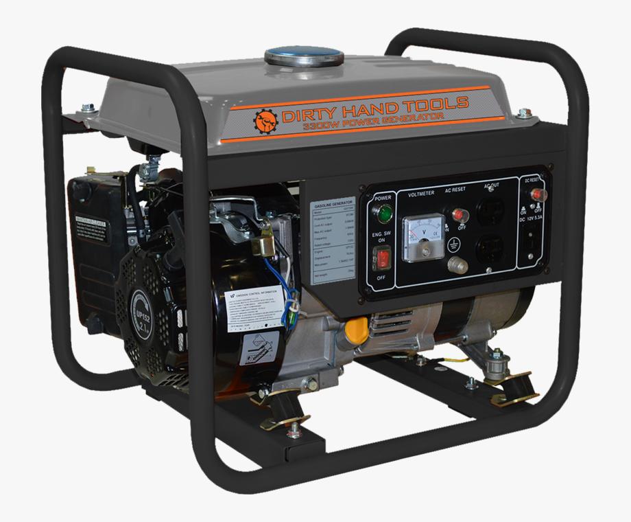 Power Generator Png File.