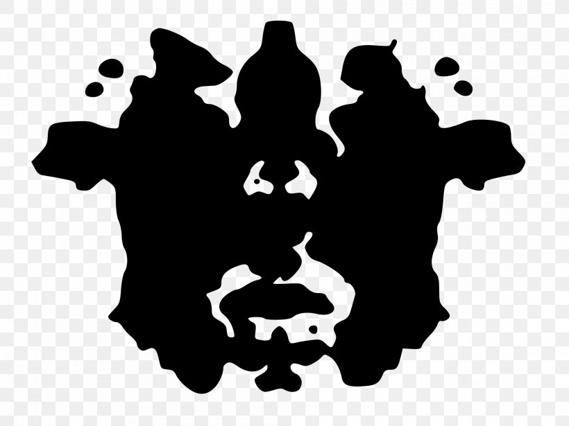 Rorschach Test Ink Blot Test Psychology Psychodiagnostik.