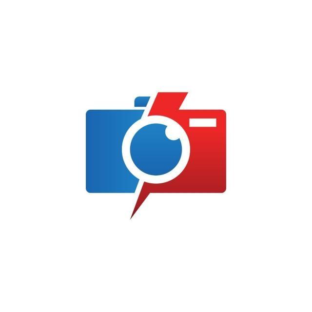 Camera Photography Logo And Icon Template Vector, Photo.