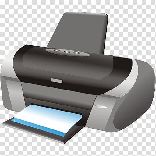 Virtual printer Icon, Printer transparent background PNG.