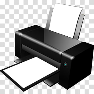 Printer Icon, Printer transparent background PNG clipart.
