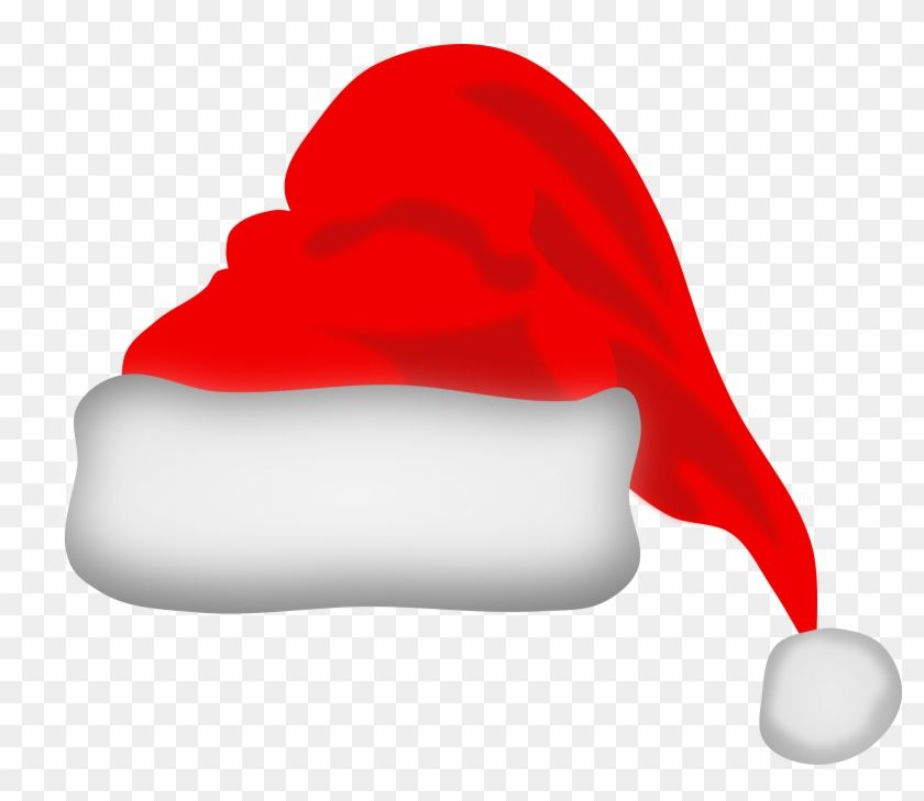Santa Claus Hat Clipart Santa Hat Transparent Background.