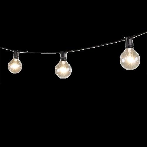 Lighting Incandescent light bulb LED lamp String.