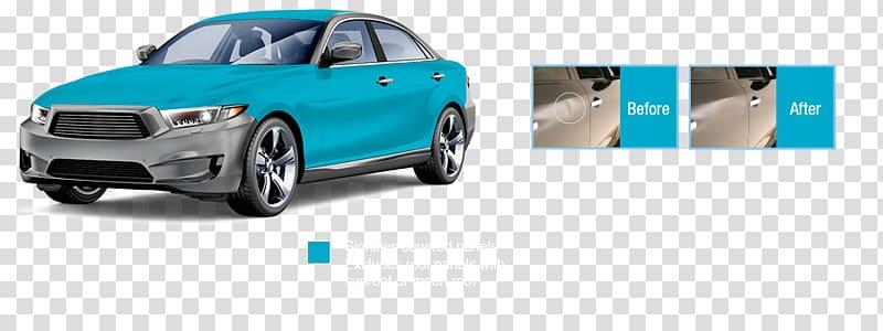Car door Vehicle Paintless dent repair Mid.
