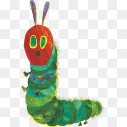 The Very Hungry Caterpillar PNG and The Very Hungry.