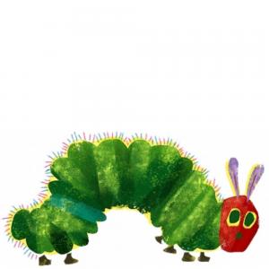 Hungry Caterpillar PNG HD Transparent Hungry Caterpillar HD.