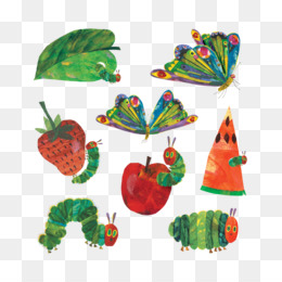 Very Hungry Caterpillar PNG.