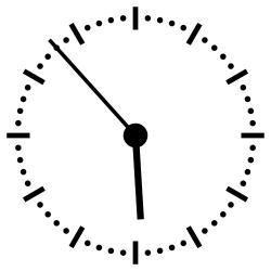 1 30 clock.