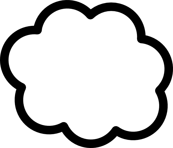 Cloud computing Clip art.
