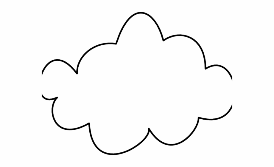 Transparent Background White Cloud Clipart, Transparent Png.