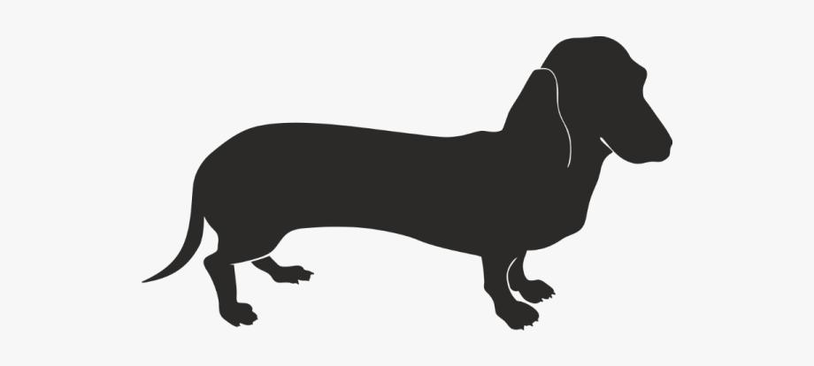 Dachshund Labrador Retriever Pet Sticker Clip Art.