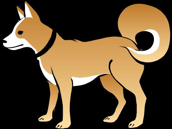 Transparent Dog Clipart.