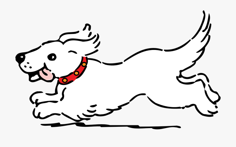 Dog Clipart Cartoon.